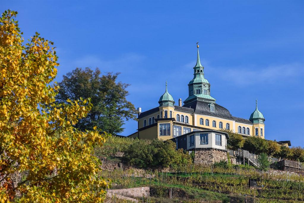 Spitzhaus, Radebeul
