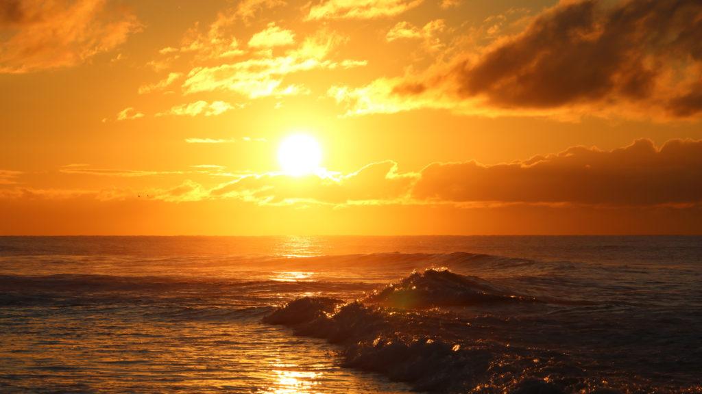 Sonnenaufgang // Playa de Maspalomas, Gran Canaria