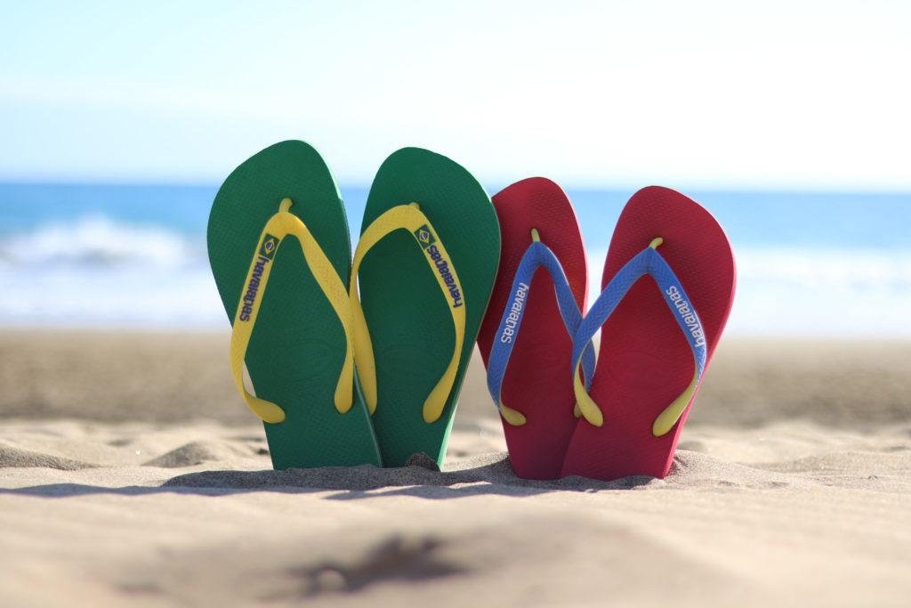 Flip Flops // Playa de Maspalomas, Gran Canaria