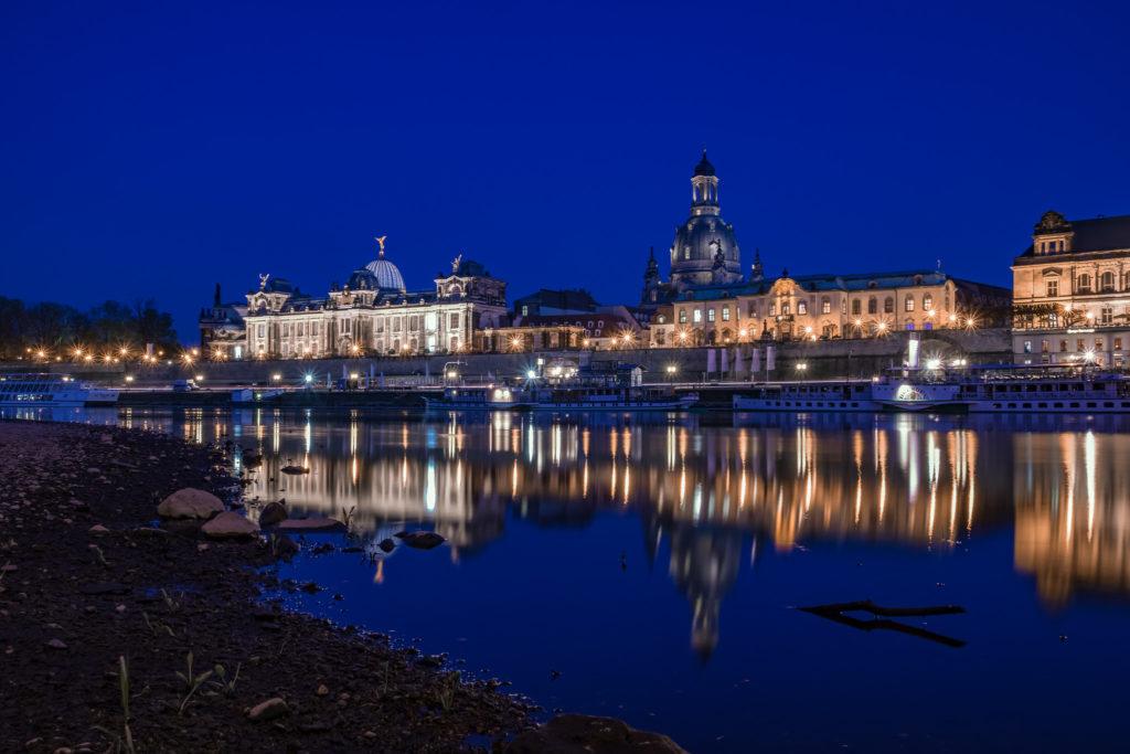 Brühl'sche Terrasse, Dresden