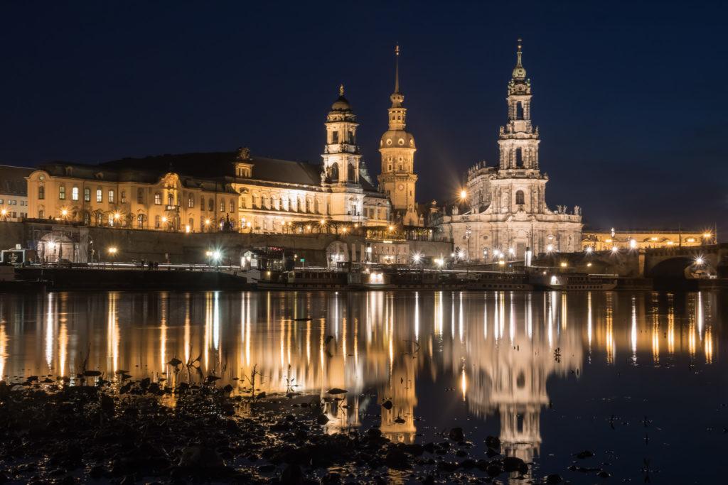 Brühl'sche Terrasse • Dresden