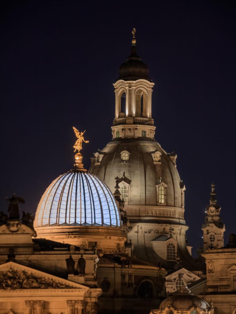 Albertinum & Frauenkirche, Dresden