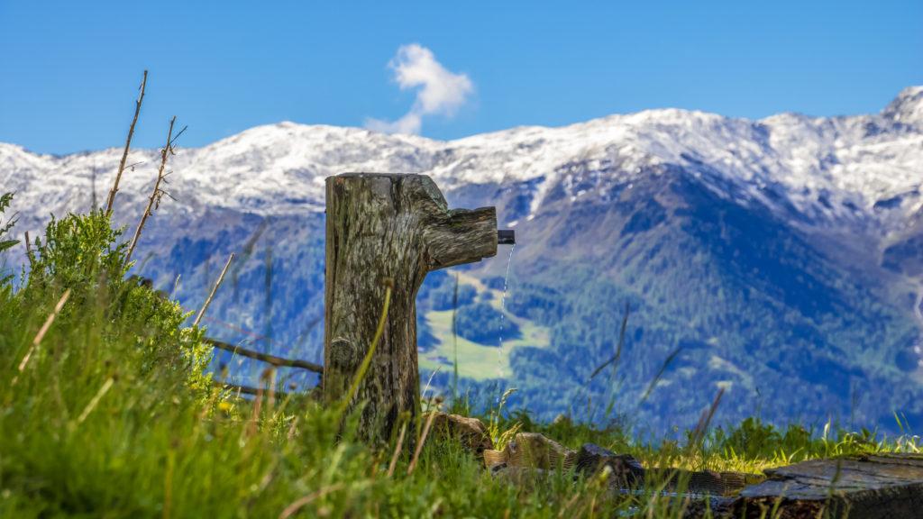 Vinsch'ger Höhenweg • Südtirol