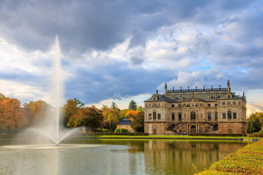 Palaisschlösschen • Großer Garten, Dresden